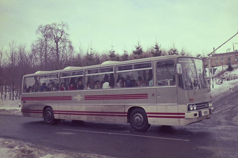 Ikarus 250.05 kivitelű autóbusz